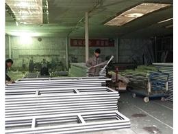 汾酒集团保健酒厂建筑外窗工程