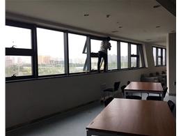 山西省图书馆大楼纱窗制作安装工程